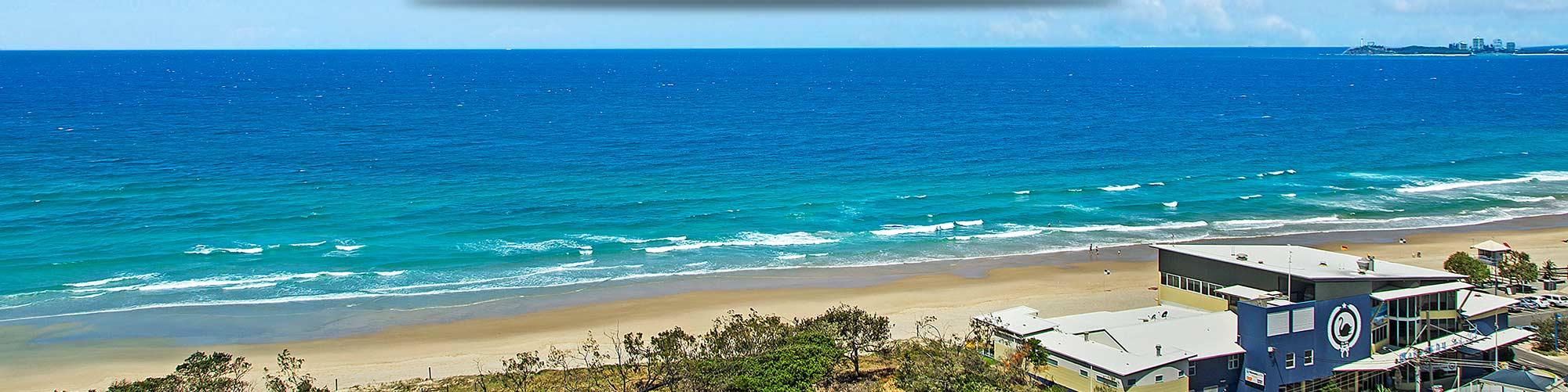 Maroochydore Beach - Maroochy Surf School